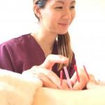 京都烏丸式鍼灸は当院烏丸鍼灸整骨院の独自の治療法です。|肩こり・腰痛・眼精疲労・自律神経・不眠・摂食障害